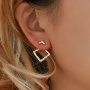 3 for $18 Double Sided Earrings
